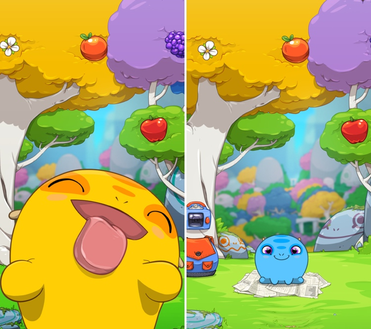 iFluff Pets is an Adorable, if Pointless, Virtual Pet App
