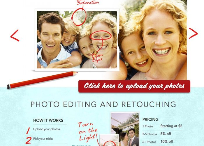 Give Your Photos Goofy Makeovers with PicTricks