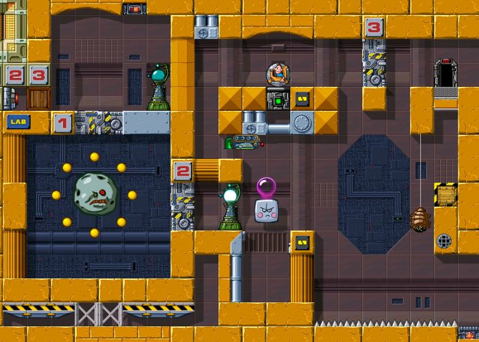 Archibald's Adventures: Excellent Platformer-style Action